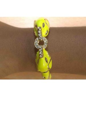 Lemon Dog Kiss Bangle