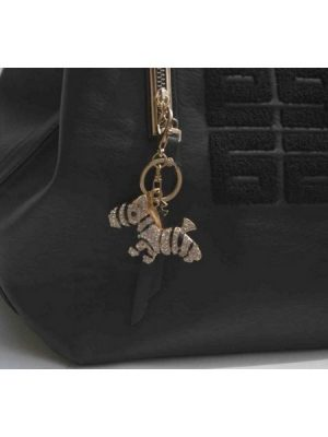 Sparkle  Black Zebra Bag Jewellery (BAG NOT INCLUDED)
